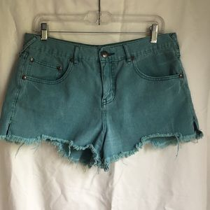 Free People Women's Shorts.